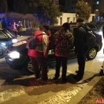 coloane masini Alba Iulia