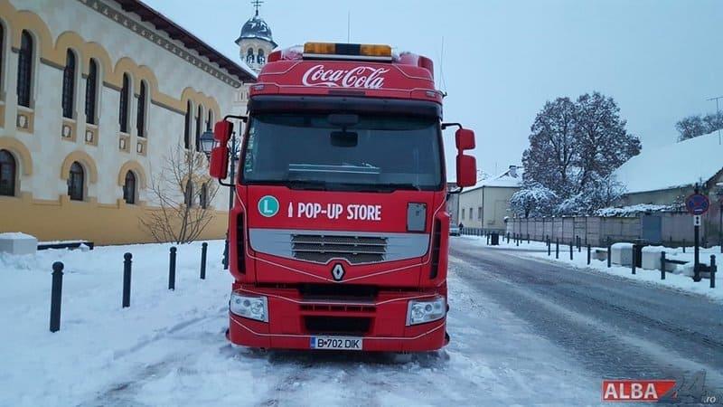 caravana coca cola