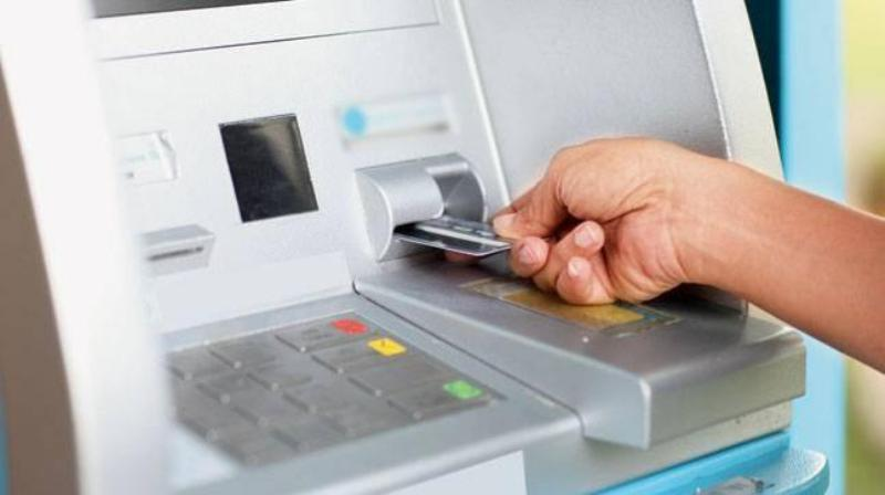 card atm bancar