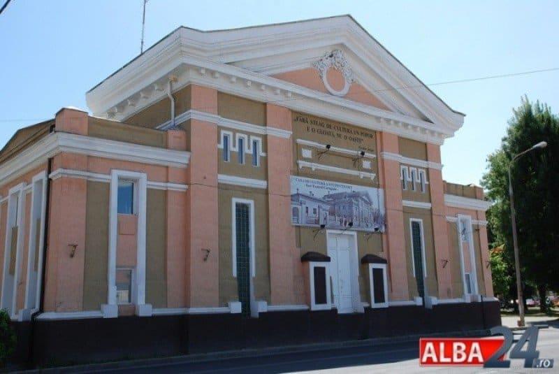 Casa de Cultura a Studentilor Alba Iulia