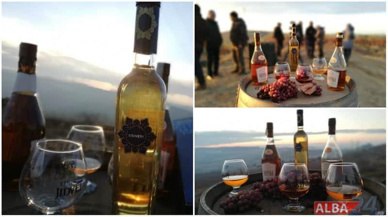 jidvei eiswein ice wine vin gheata