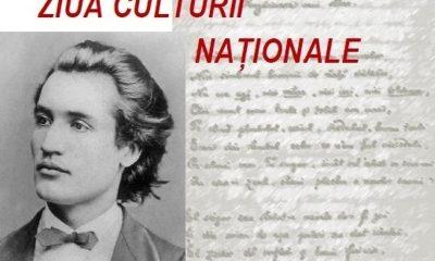 Ziua culturii nationale_Eminescu