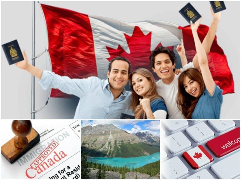 emigrare canada