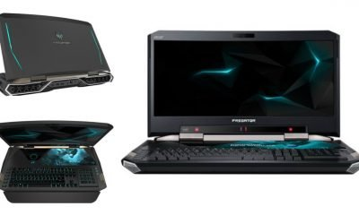 laptop acer predator gaming