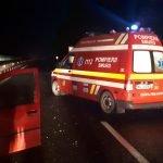 smurd accident noaptea autostrada
