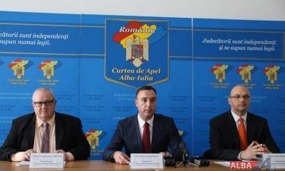 conducerea curtii de apel Alba Iulia