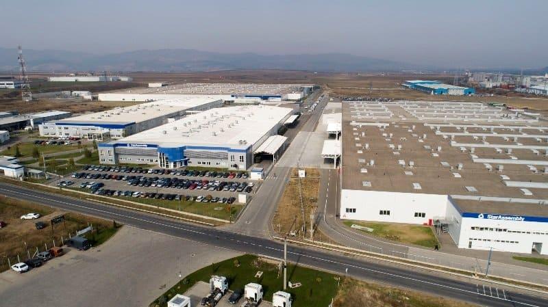 Star Assembly, subsidiara Daimler in Romania