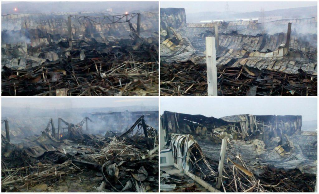 hala solina dupa incendiu 4 februarie