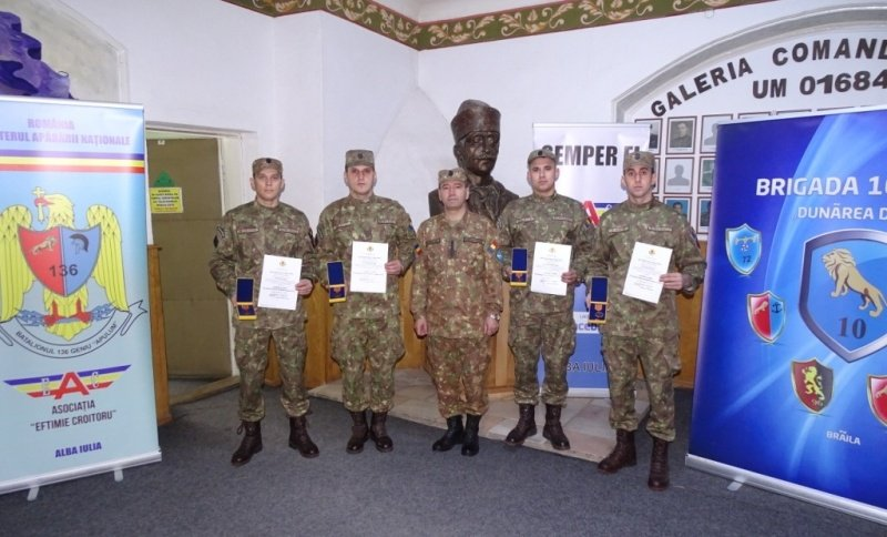 militari apulum recompense