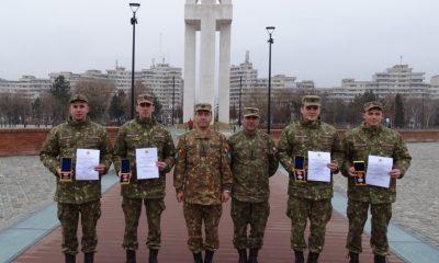 militari monumentul unirii alba iulia