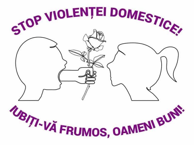 stop violentei domestice