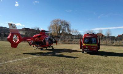 elicopter smurd ambulanta