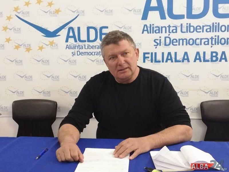lazar, ALDE Alba, doliu