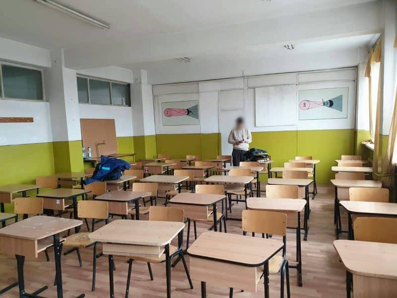 sala de curs economic