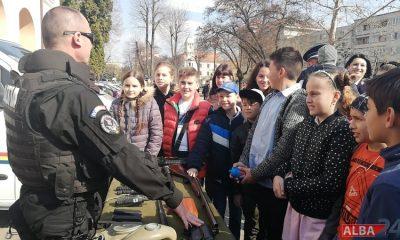 politie activitate