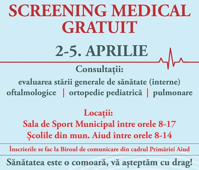 Screening medical