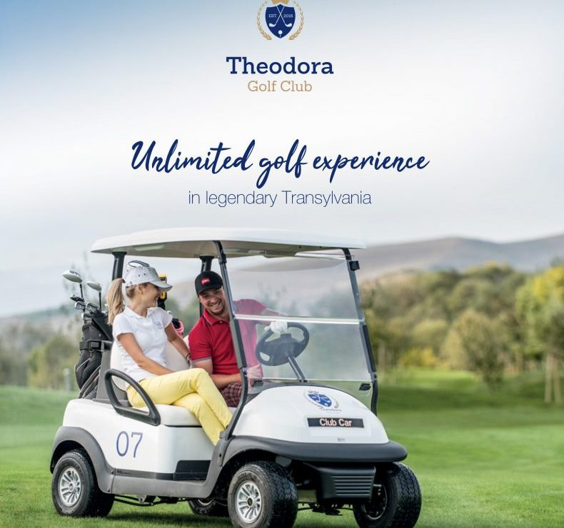 Theodora Golf Club 2019 - EN