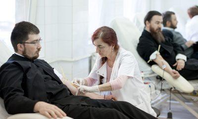 donare sange preoti