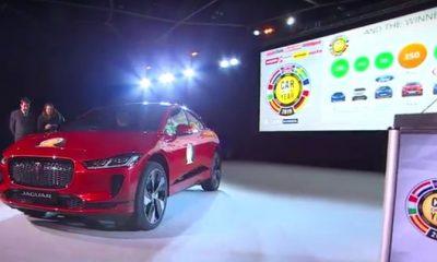 jaguar ipace 2019