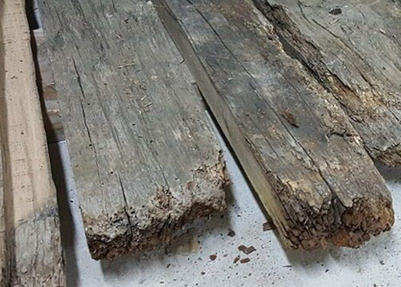 scandura lemn