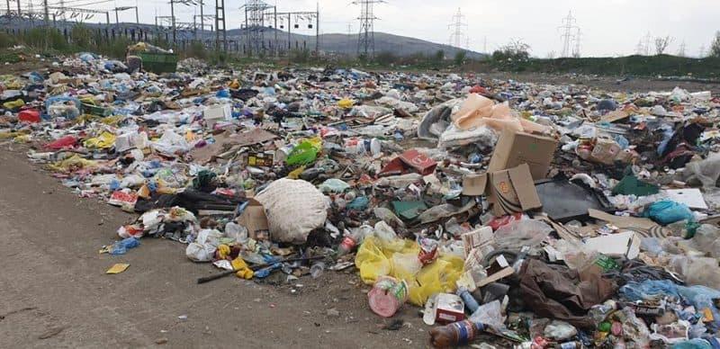 gunoi aruncat