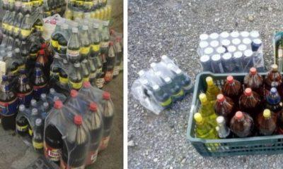 alcool confiscat