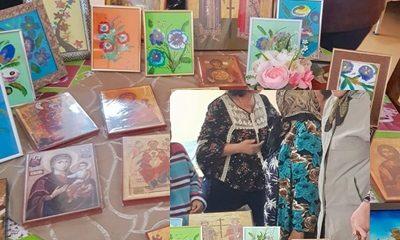 icoane femei ortodoxe