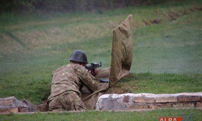 militar trageri poligon