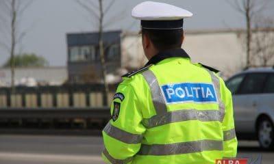 politist trafic