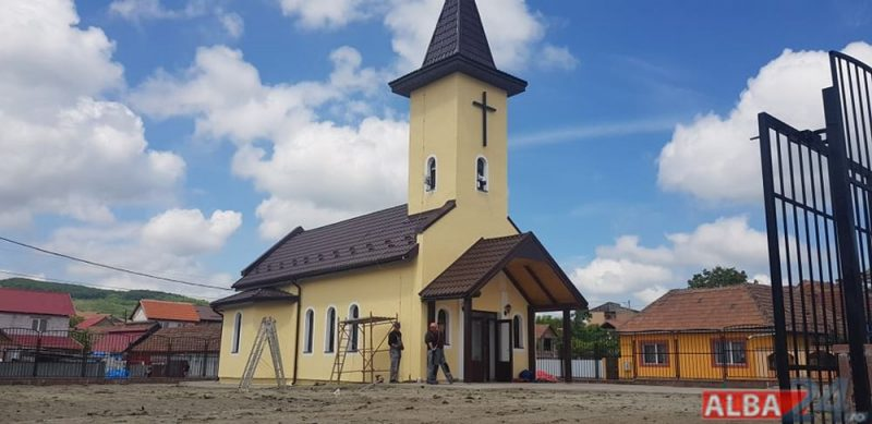 Biserica Greco-Catolica Barbu Lautaru
