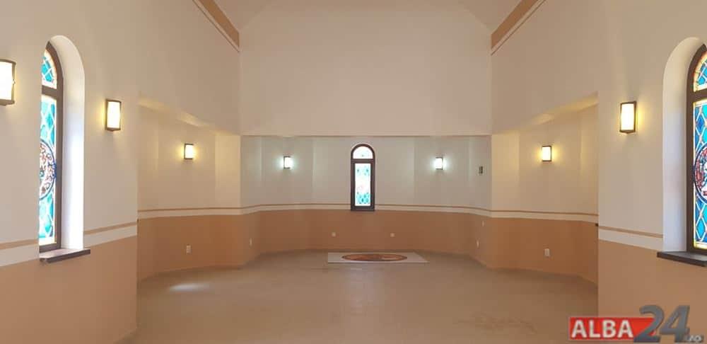 interior Biserica Greco-Catolica Barbu Lautaru Blaj