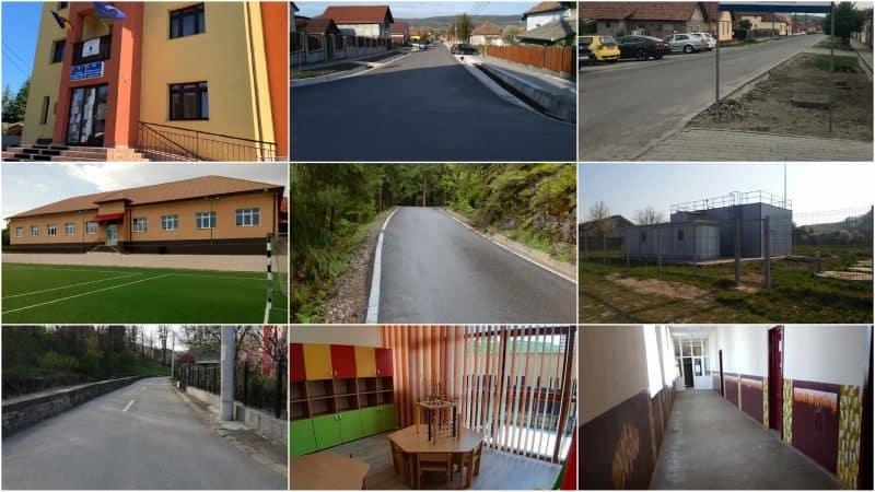 Investitii Guvern PSD in Alba