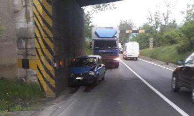 accident dn7 talmaciu