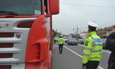 actiune politia trafic