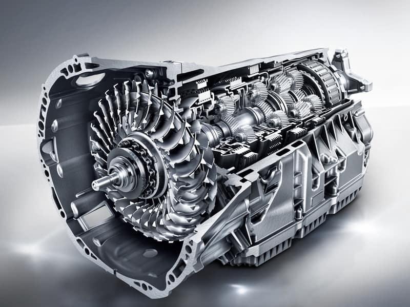 Mercedes-Benz GLC: 9G-TRONIC Gebriebe Mercedes-Benz GLC: 9G-TRONIC gear