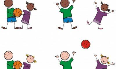sport prescolari