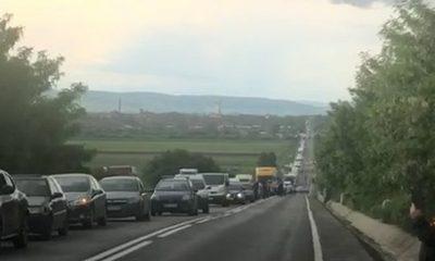 coloana trafic DN1