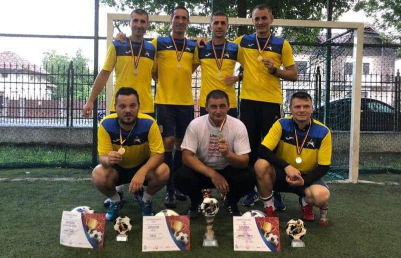 echipa florea grup minifotbal