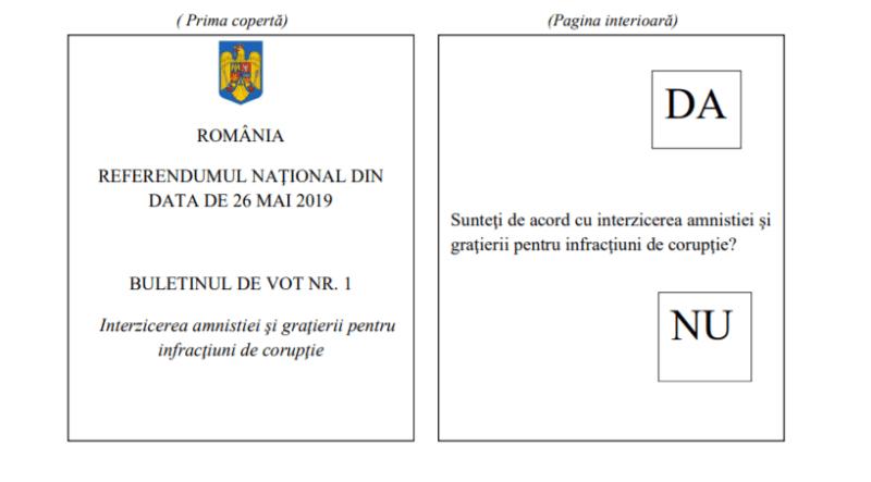 referendum buletin vot pag 1