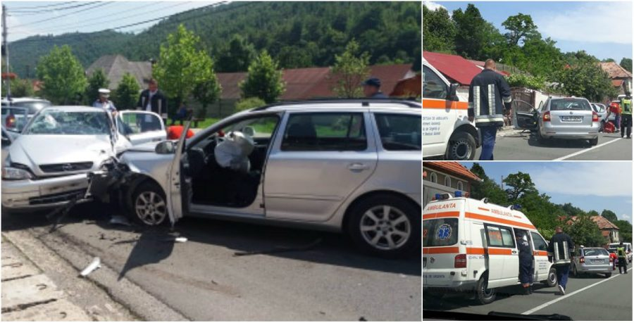 accident zlatna