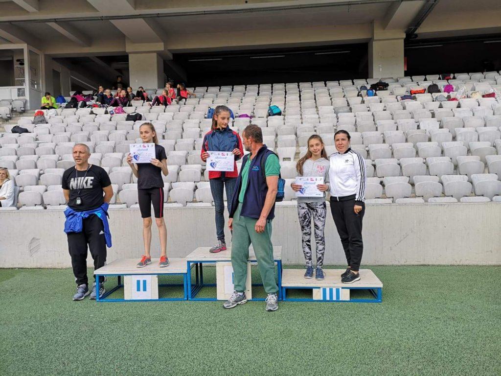 CS Unirea Alba Iulia - atletism