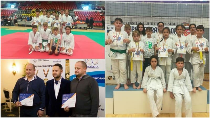 CS Unirea Alba Iulia - judo