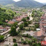 Pianu de Sus inundat