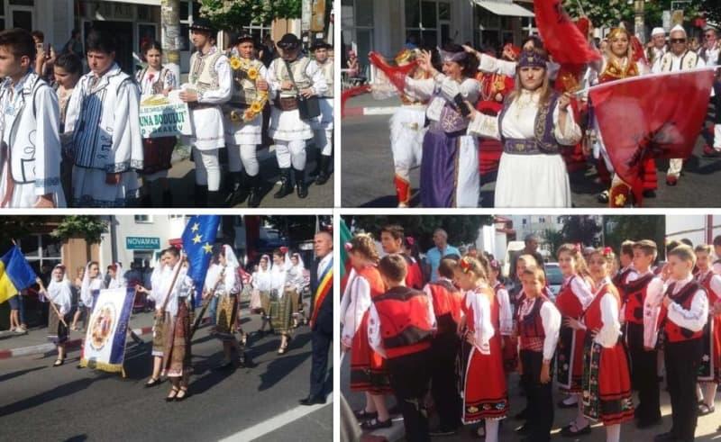 festival folcloric gaiesti