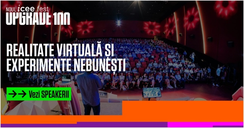 iCEE Fest realitate virtuala