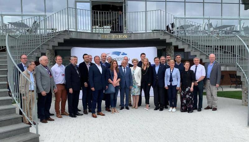 intalnire ministri UE Alba Iulia