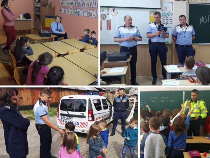lectii politie scoli