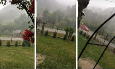 ploaie gheata