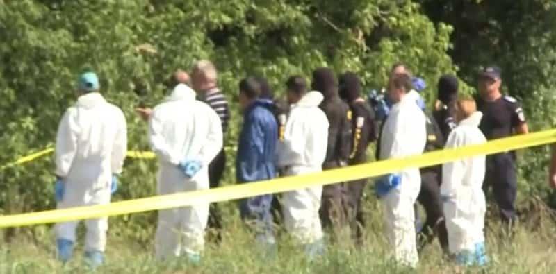 Megtalálhatták a caracali rém másik áldozatának maradványait a város melletti erdőben