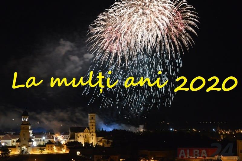 mesaje anul nou 2020